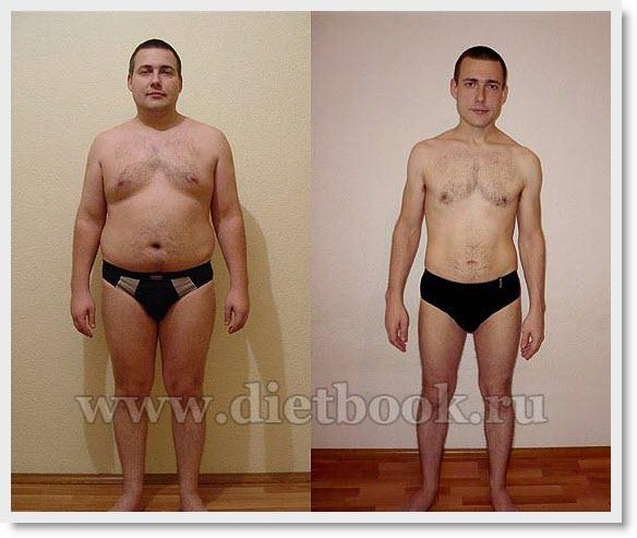 как похудеть за 4 месяца